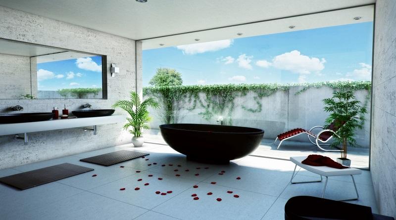 Tak Możesz Wykorzystać śmiałe Tapety Nawet W łazience