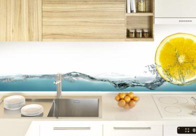 Szkło w kuchni praktyczne i niezwykle dekoracyjne