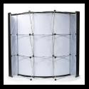 Ścianka popup prosta magnetyczna