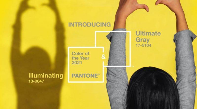 Kolor Roku 2021 według Pantone